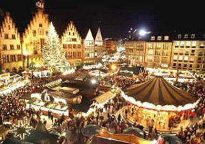 Germany at Christmas time