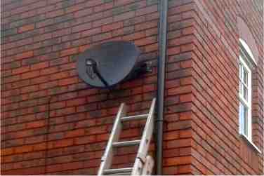 Sky Mini dish for UK freesat